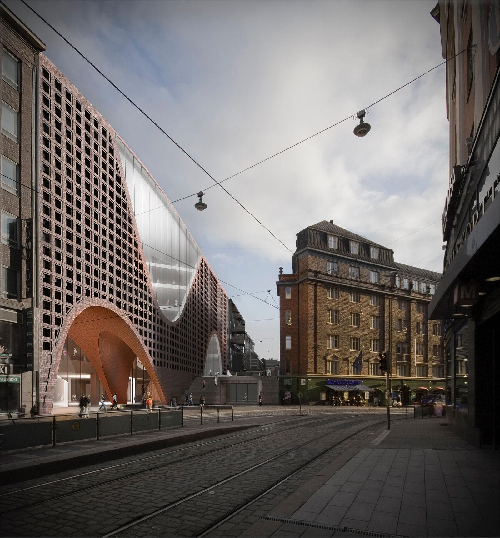 Zeitgenössische Architektur in Finnland - Archiv